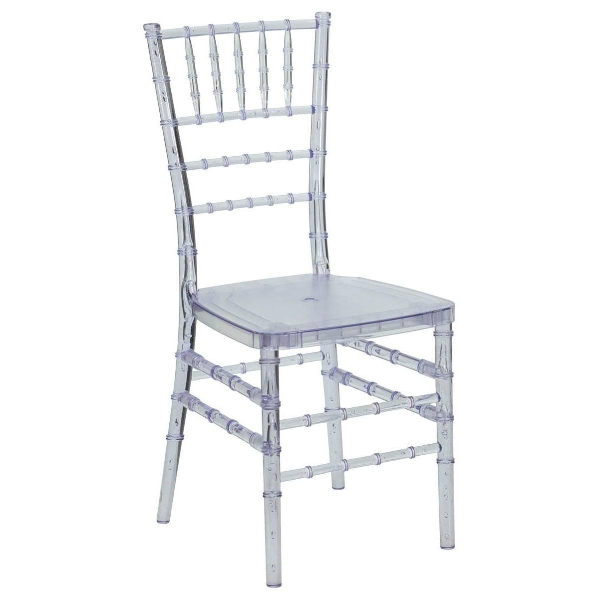 Imagem Cadeira Tiffany Cristal Transparente