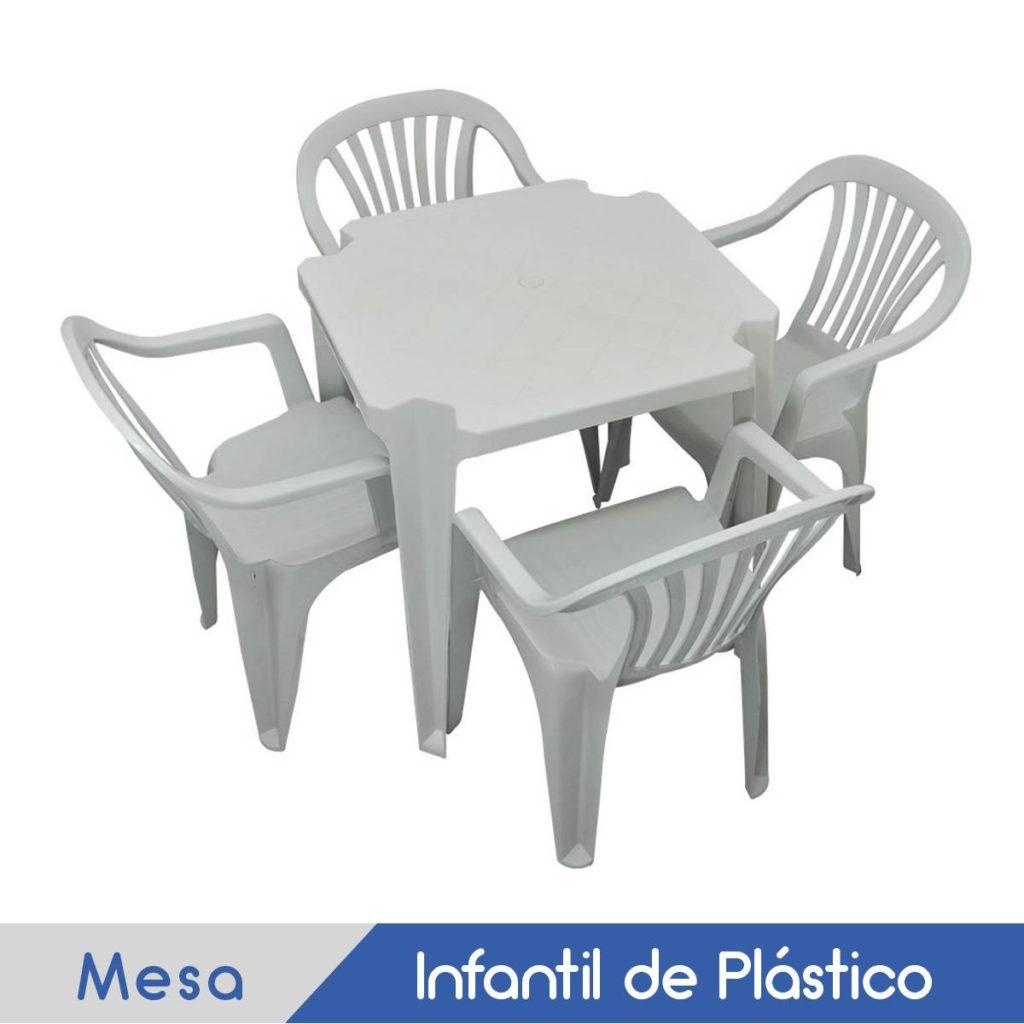 Imagem Mobiliário Quadrado de Plástico