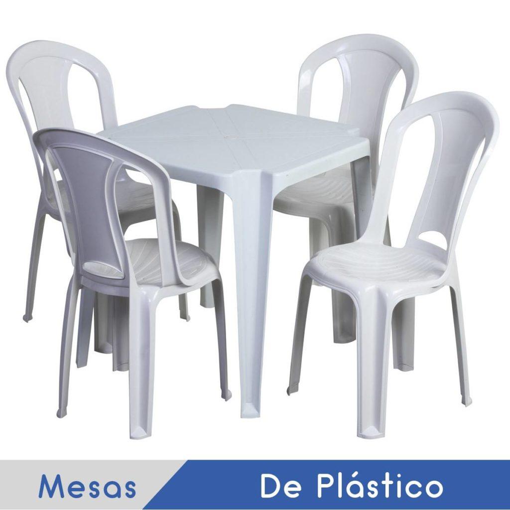 Imagem Mesa Plástica